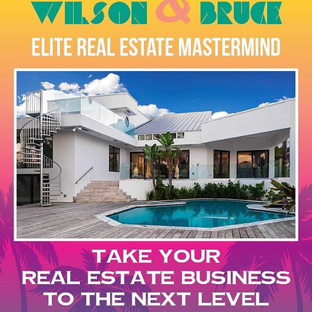 First Real Estate Mastermind of 2017 is set for March! Come strategize with like minded six figure and up investors! Take your business to the next level! Limited to 10 investors! To apply and for more information email us at realestatemarlon@gmail.com
